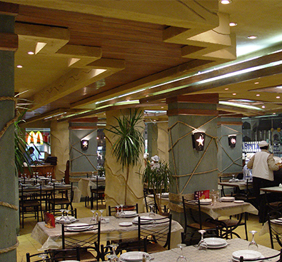 Restaurant By Hazem Hassan Design