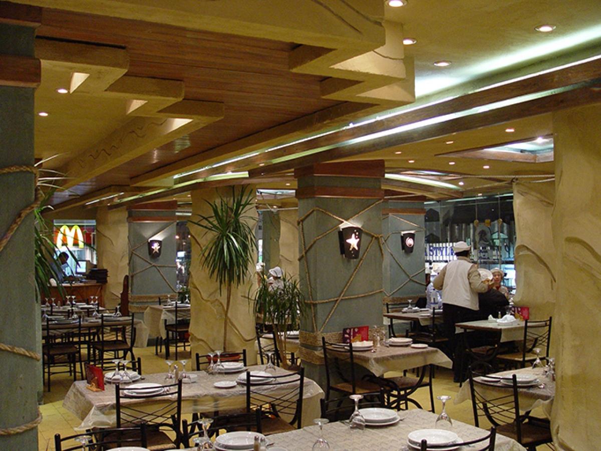 Restaurant By Hazem Hassan Designs; Restaurant By Hazem Hassan Designs ...