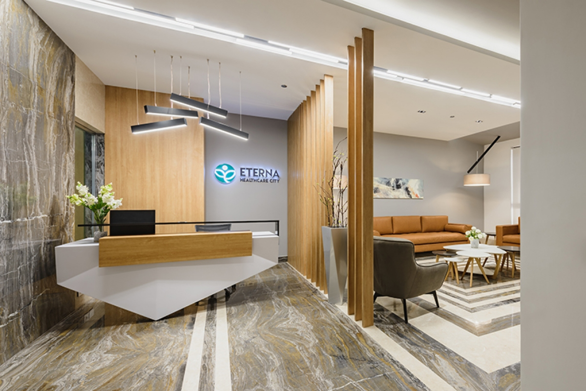 Eterna Headquarter | Hazem Hassan Designs